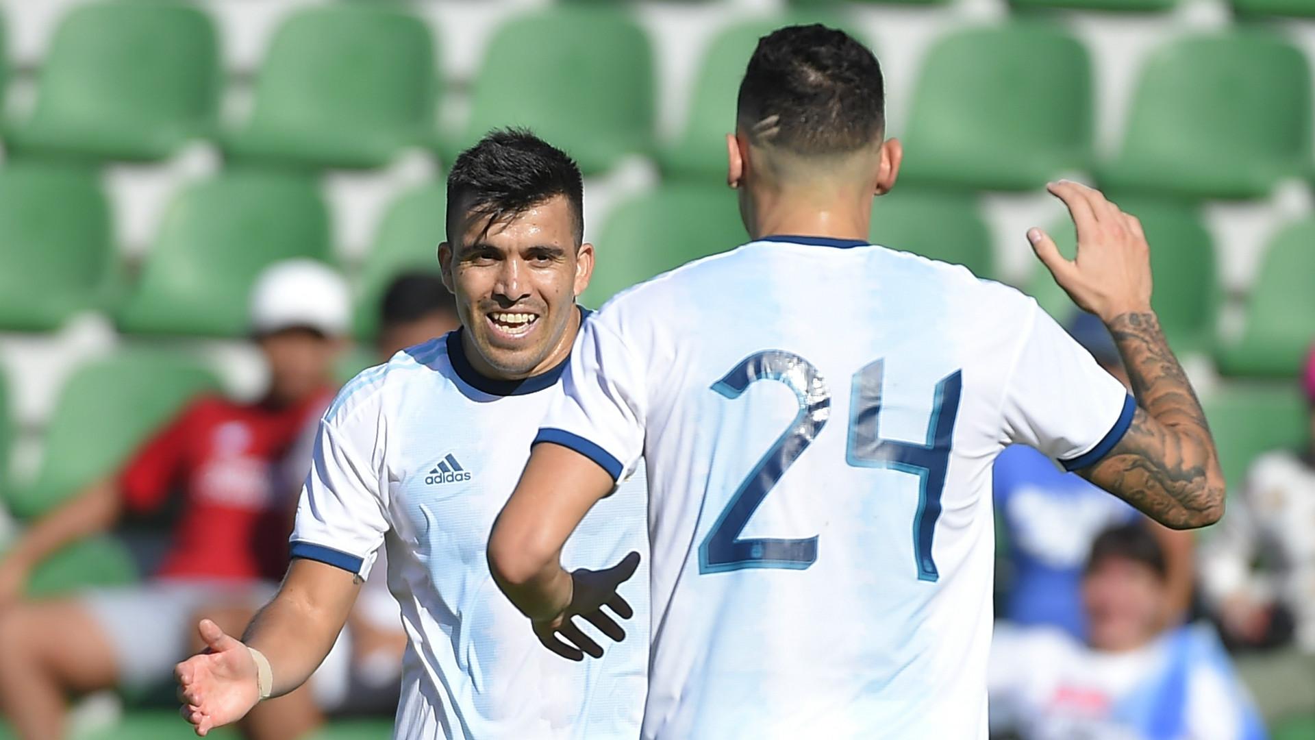 Marcos Acuna Argentina Ecuador Friendly 13102019