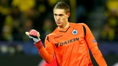 Ethan Horvath Club Brugge 11282018