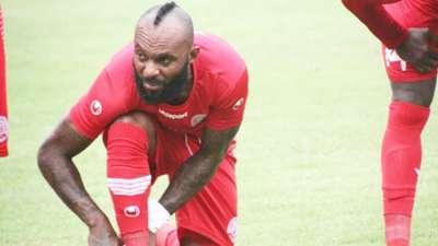 Simba SC defender Pascal Wawa.