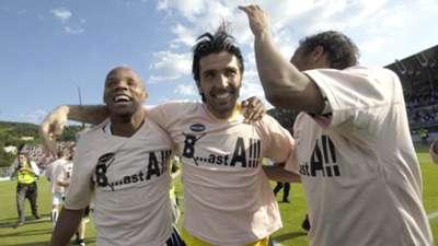 Boumsong Buffon Juventus 2007