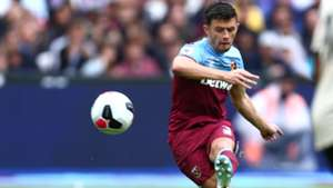 Aaron Cresswell West Ham
