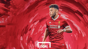 Alex Oxlade-Chamberlain Liverpool GFX HD