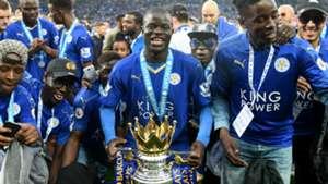 N'Golo Kante Leicester City