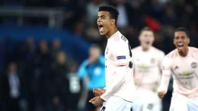 NxGn 2019 Mason Greenwood Manchester United
