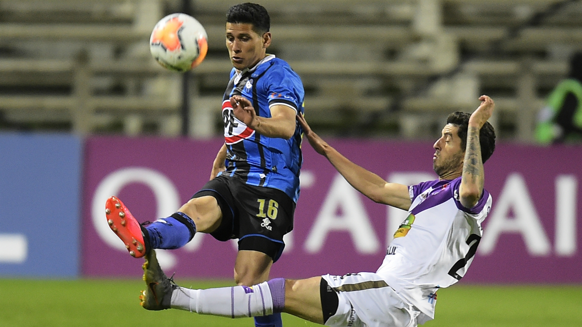 Huachipato - Fénix Copa Sudamericana