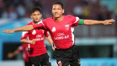 Nguyen Anh Duc 2021 V.League 2 Long An