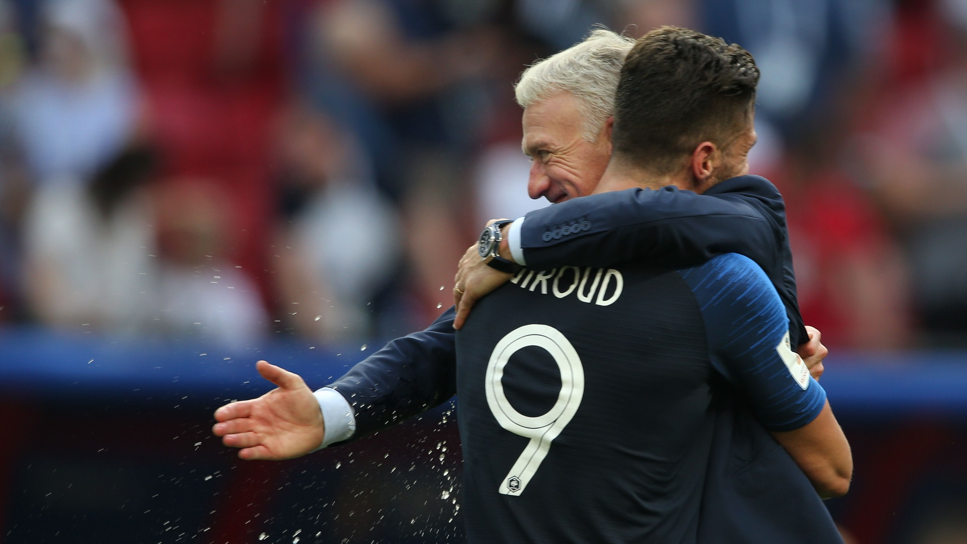 'He is not happy' - Giroud urged to leave Chelsea by France boss Deschamps as Euro 2020 looms