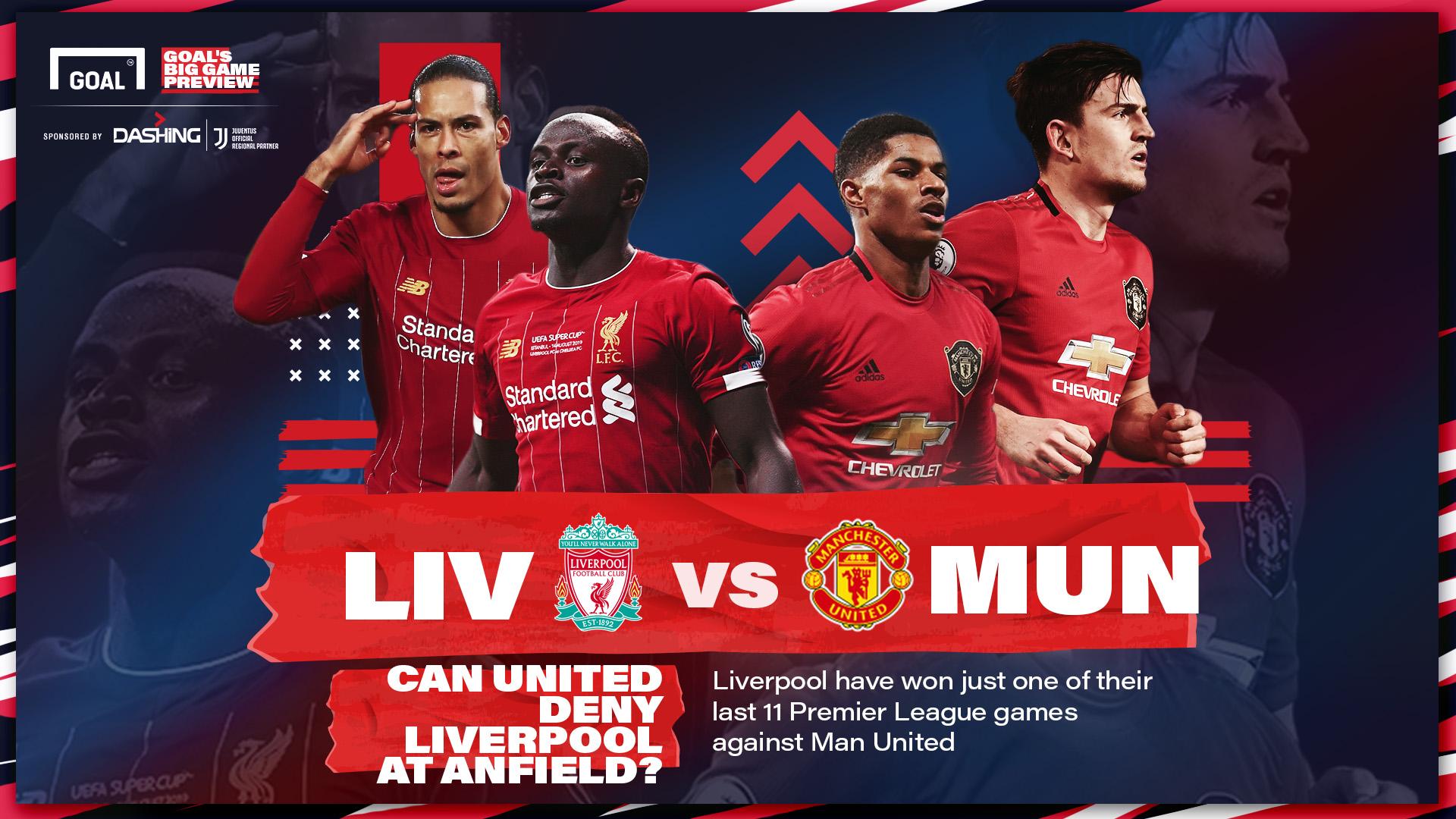 Can Manchester United halt the Liverpool juggernaut?