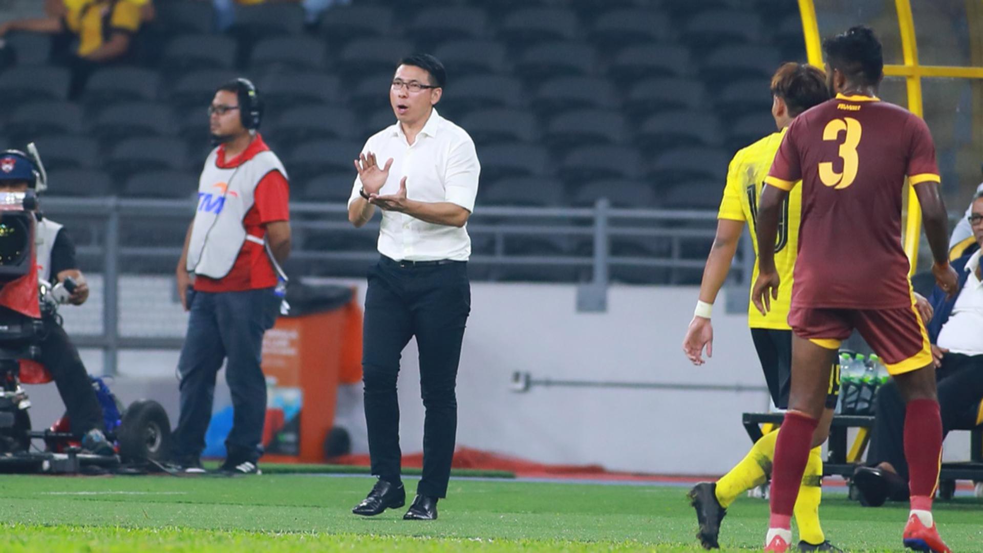 Tan Cheng Hoe, Malaysia v Sri Lanka, International Friendly, 5 Oct 2019