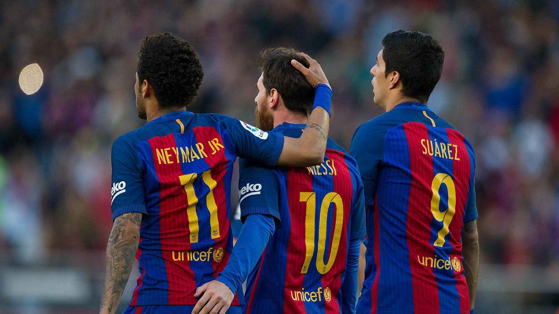 Mascherano hoping for Neymar return at Barcelona as he dreams of MSN reunion