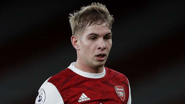 Emile Smith Rowe, Arsenal 2020-21