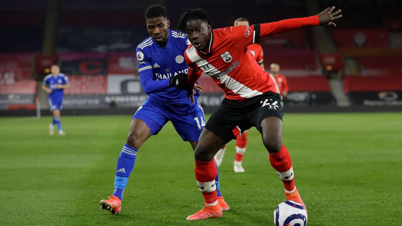 Mohammed Salisu, Kelechi Iheanacho - Leicester City vs Southampton