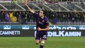 Federico Chiesa Fiorentina Roma Coppa Italia