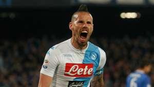 Marek Hamsik, Napoli, Serie A, 04022017
