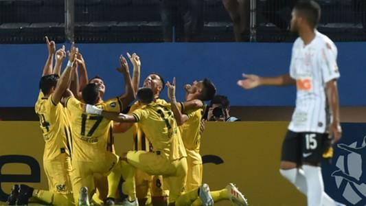 Guarani Corinthians Libertadores 05 02 2020