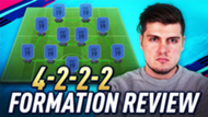 FIFA 19 Mike LaBelle Attacking Formation
