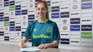 Sandy MacIver Everton 2019