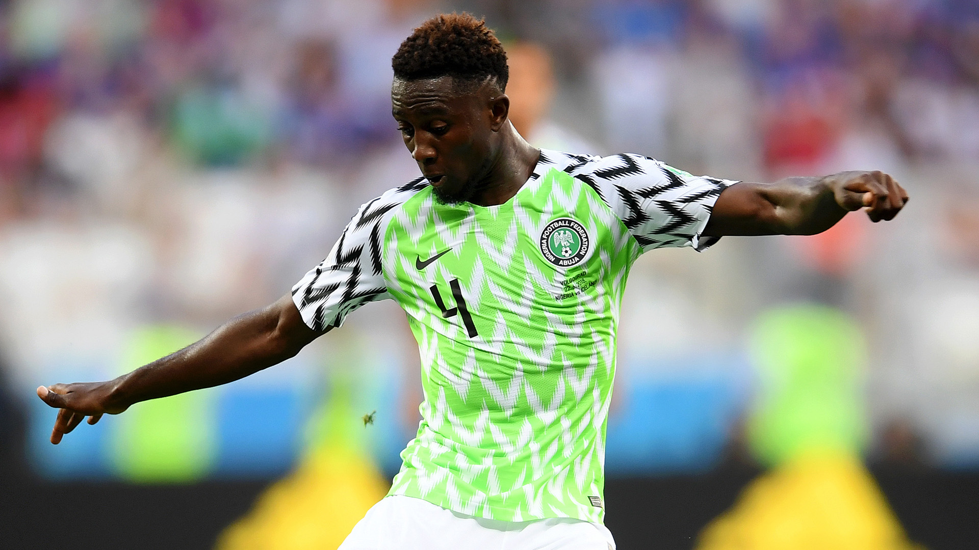 Leicester City's Ndidi ruled out of Nigeria action with groin injury |  Goal.com