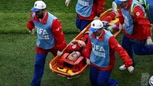 William Kvist Denmark Peru World Cup 2018