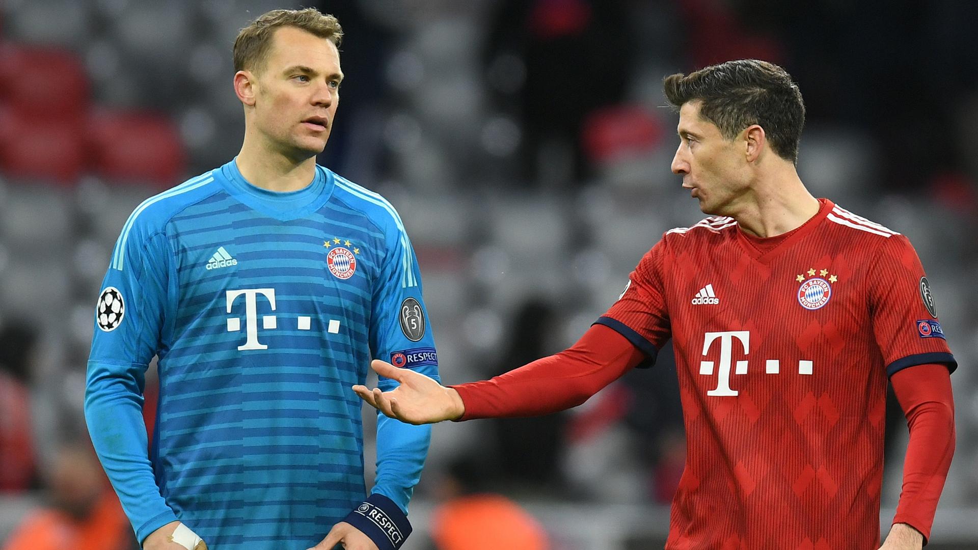 Neuer Stürmer Bayern