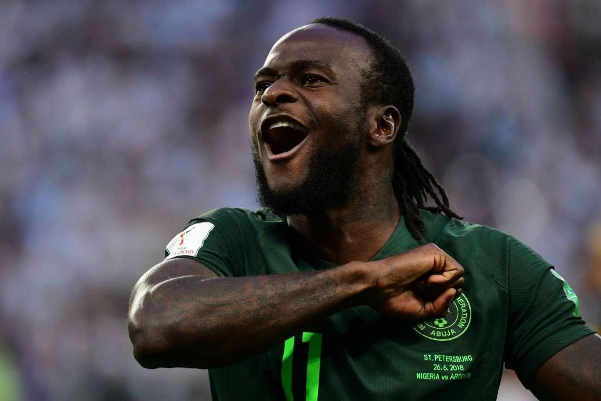 Football world celebrates Nigeria legend Victor Moses at 29   Goal.com