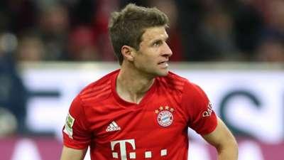 Thomas Muller Bayern Munich 2019-20