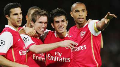 Arsenal UCL 2006