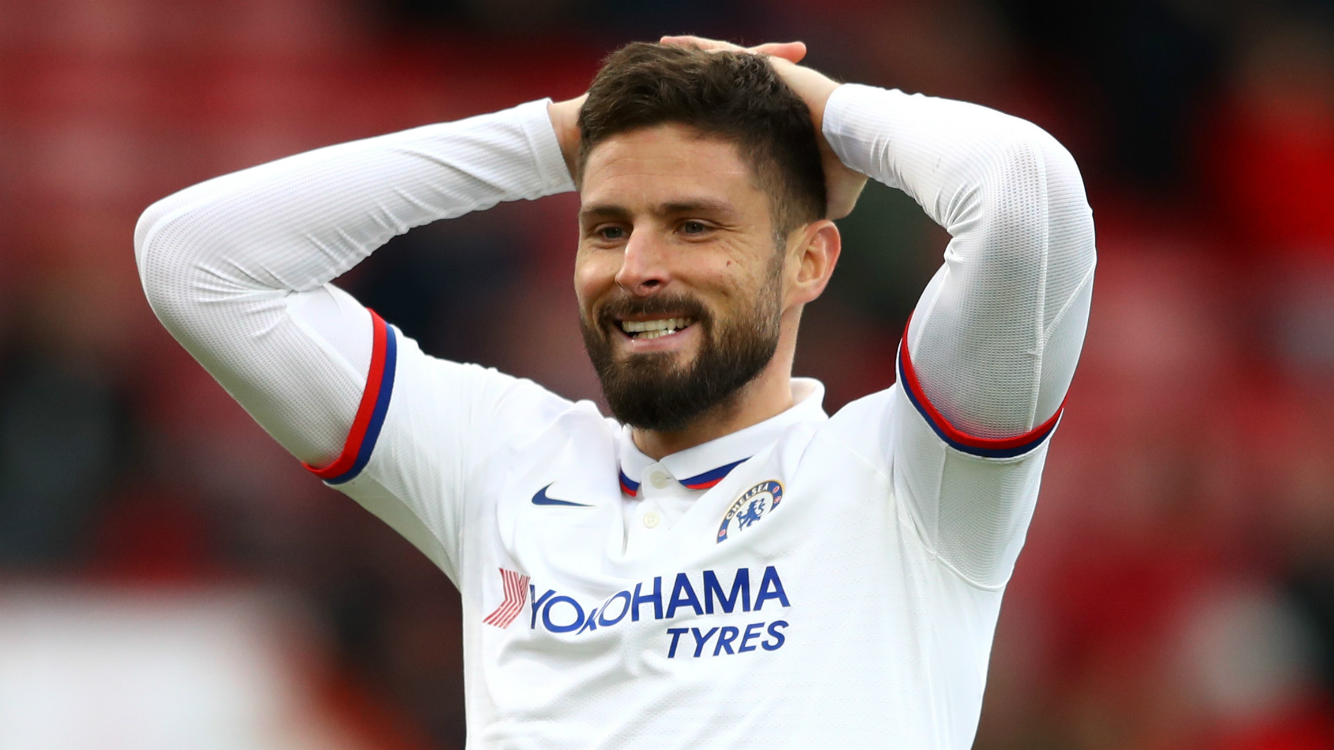 Giroud not worried about Werner's Chelsea arrival