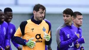 """Iker Casillas: """"Héctor Herrera dice que se parece a Riquelme y es verdad"""""""