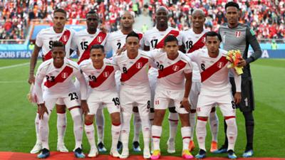 Peru World Cup 2018