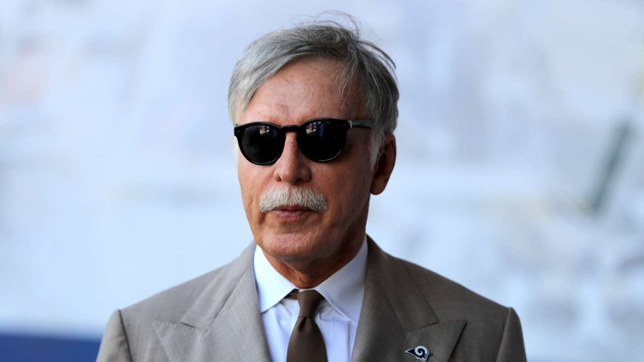 Stan Kroenke Arsenal majority shareholder