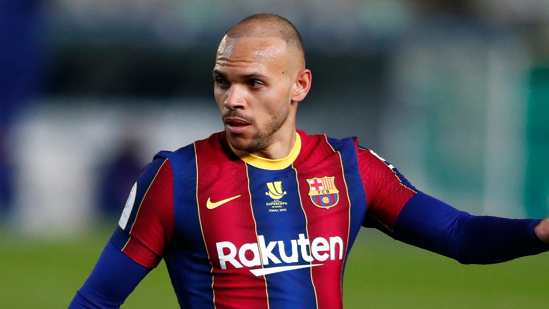 'Braithwaite will continue at Barcelona' - Denmark star's agent rubbishes talk of Wolves transfer in angry rant at Jorge Mendes
