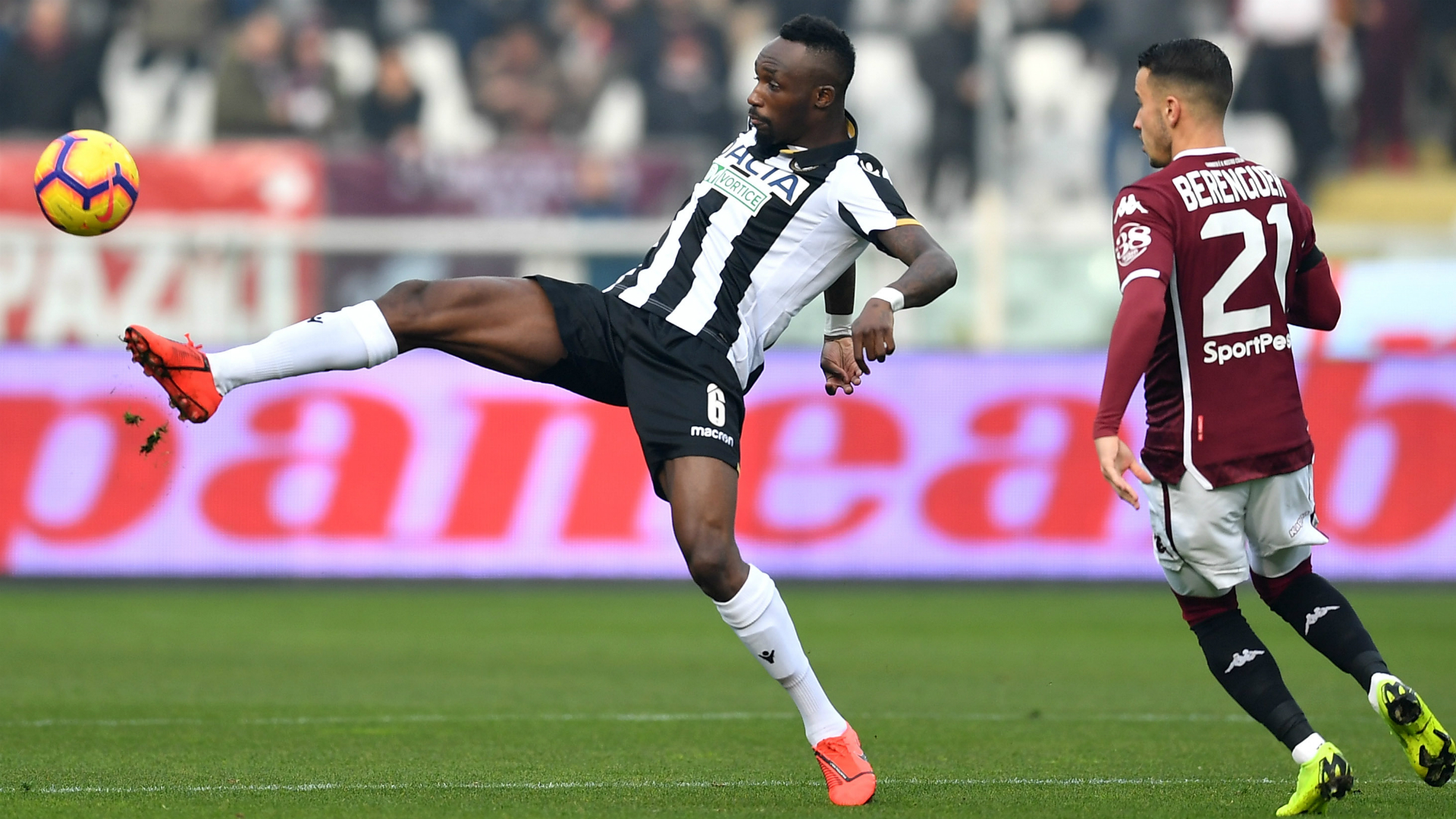 Seko Fofana grabs assist as Troost-Ekong-less Udinese beat SPAL