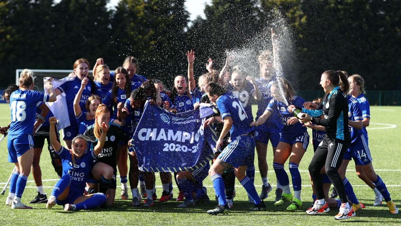 Leicester City Women 2020-21