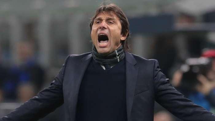 Antonio Conte Inter 2019-20