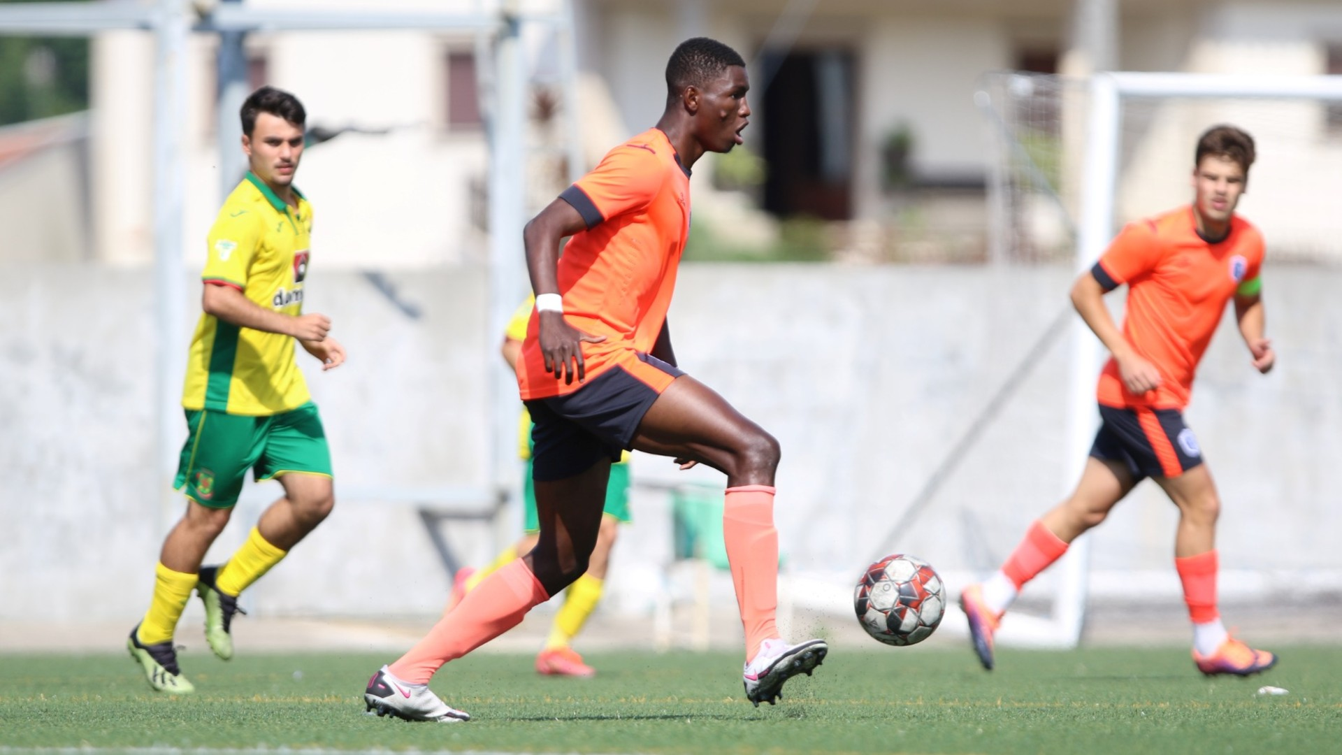 Adeyemo shines but Vizela crash out of Portuguese League Cup