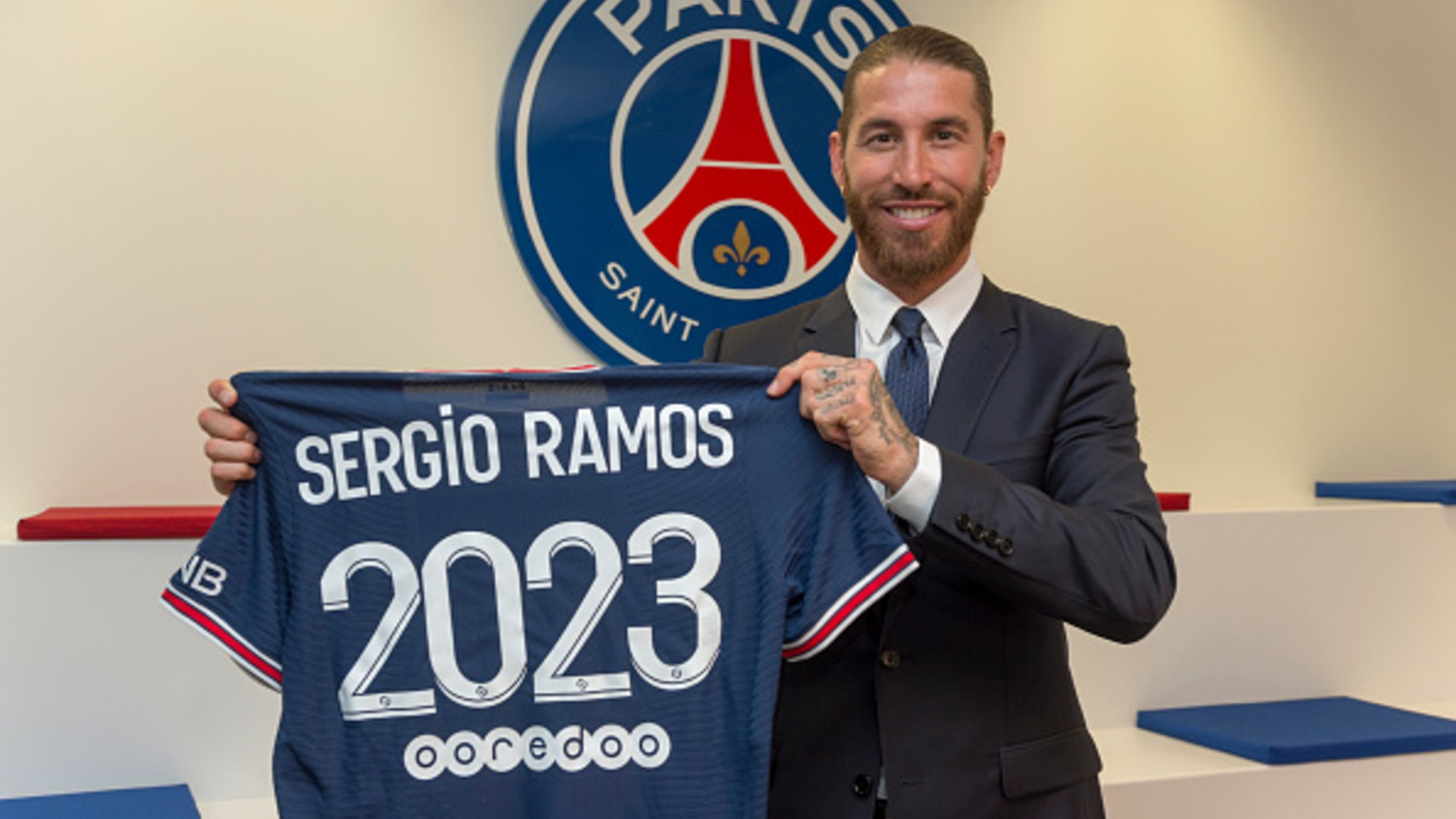 Ramos debut for PSG delayed again as World Cup winner forced to wait for full training return