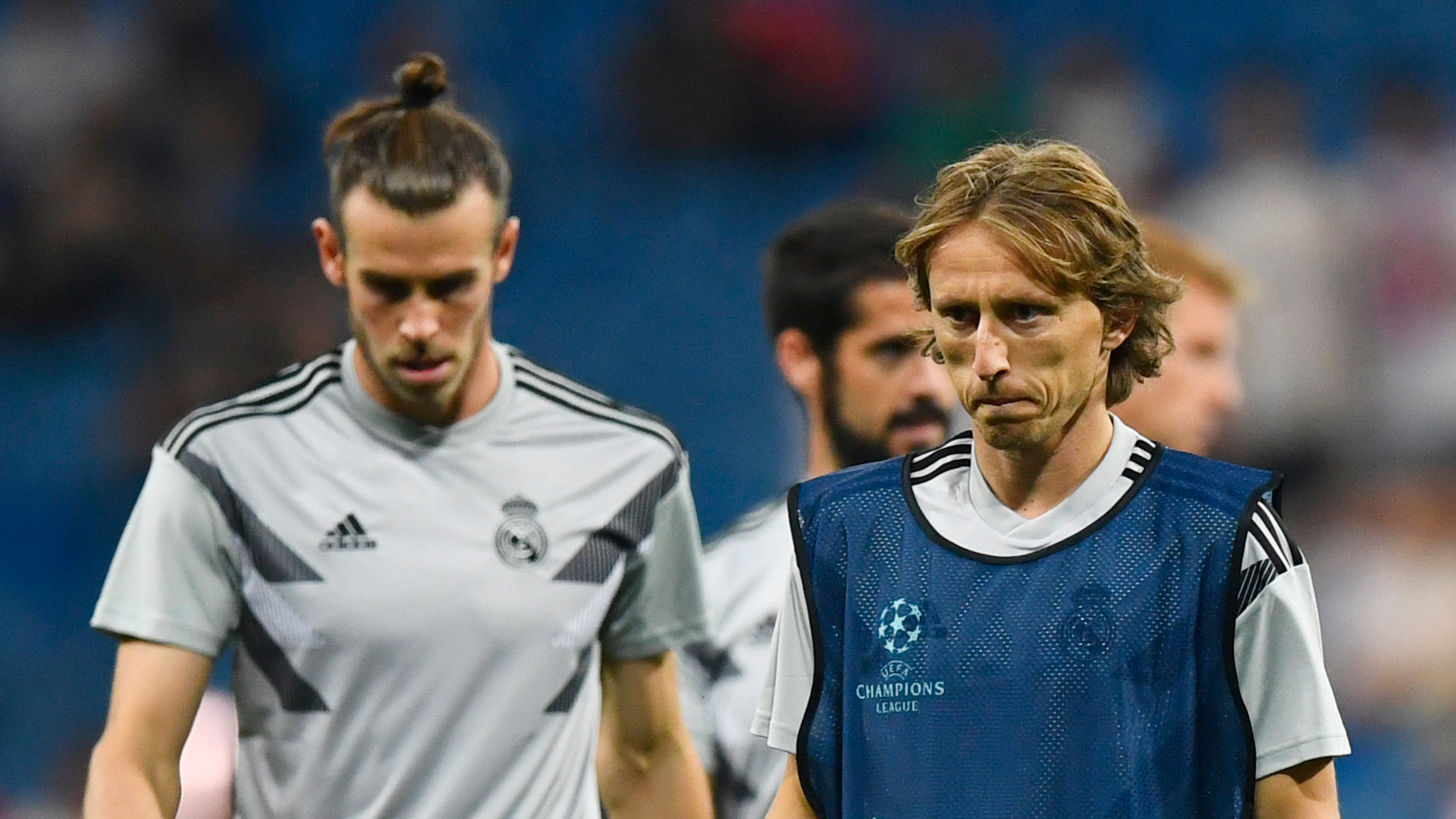 'Bale speaks Spanish, he's just shy' - Modric defends 'spectacular' ex-Real Madrid team-mate