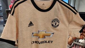 Man Utd leaked kit 2019-20