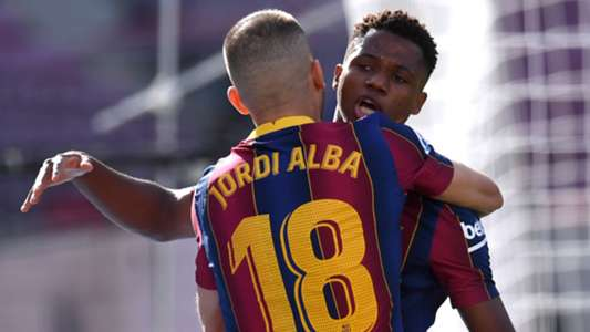 Ansu Fati becomes youngest Clasico scorer in 21st century to break Vinicius Jr's record | Goal.com