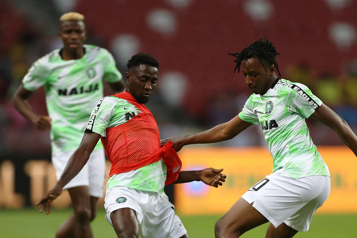 Nigeria qualify for 2022 Africa Cup of Nations after Sierra Leone draw with Lesotho - Tatahfonewsarena
