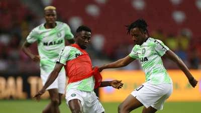 Joe Aribo, Wilfred Ndidi - Nigeria
