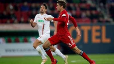 Thomas Müller FC Bayern 15022019