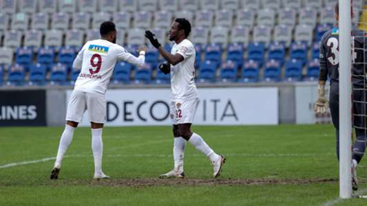 Akintola and Mame Diouf bag brace, Paintsil despatched off as Hatayspor beat Ankaragucu | Objective.com