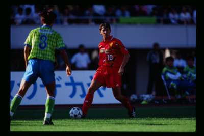 Gary Lineker - J.League