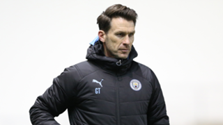 Gareth Taylor Manchester City 2020