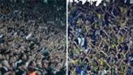 Fenerbahce Besiktas fans
