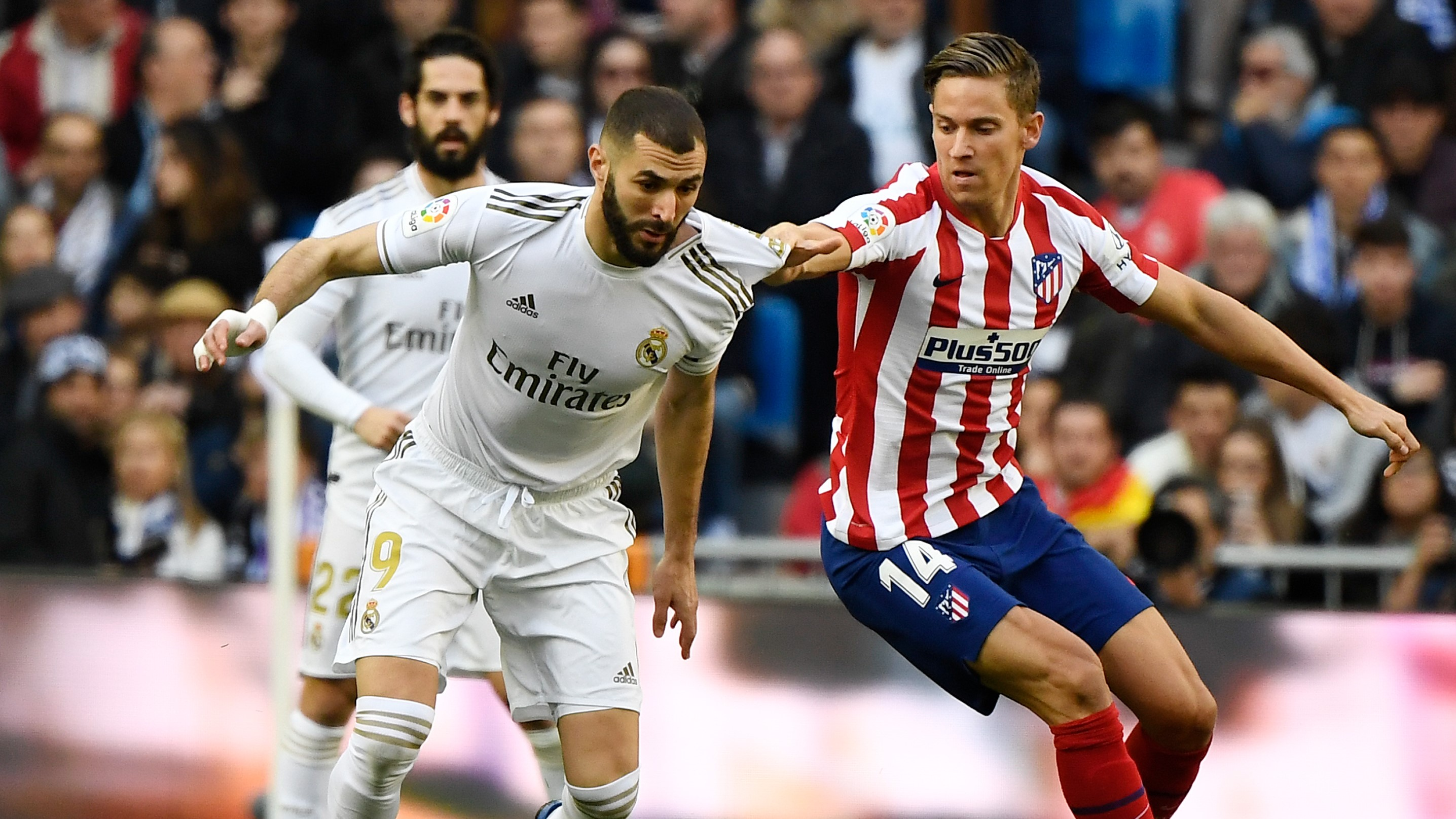 Real Madrid-Atletico Madrid (1-0), le Real remercie ses français
