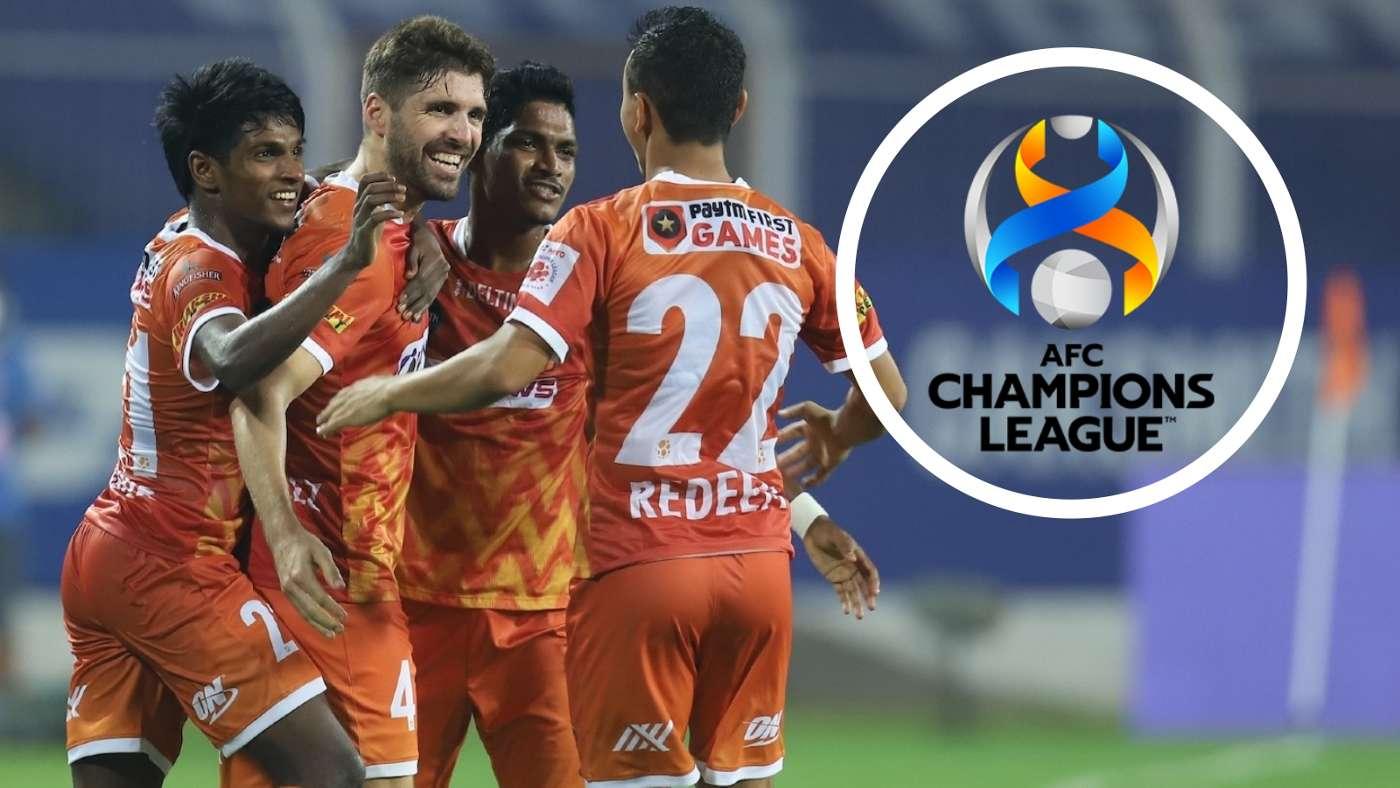 FC Goa 2021 ACL mix