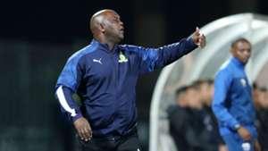 Mamelodi Sundowns controlled the game against Orlando Pirates - Mosimane
